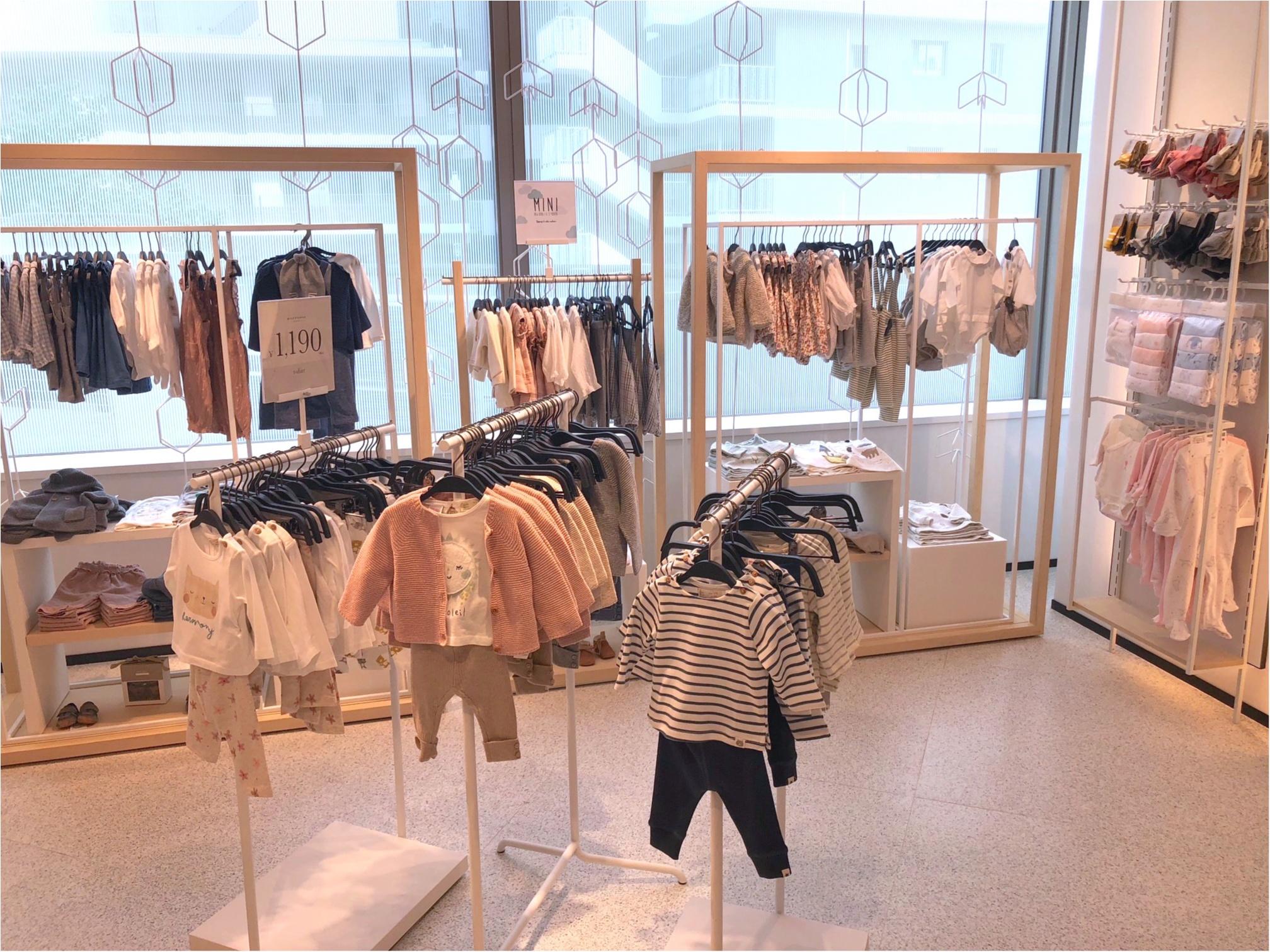 ZARA,ザラ,ファッション,キッズ,秋,2018