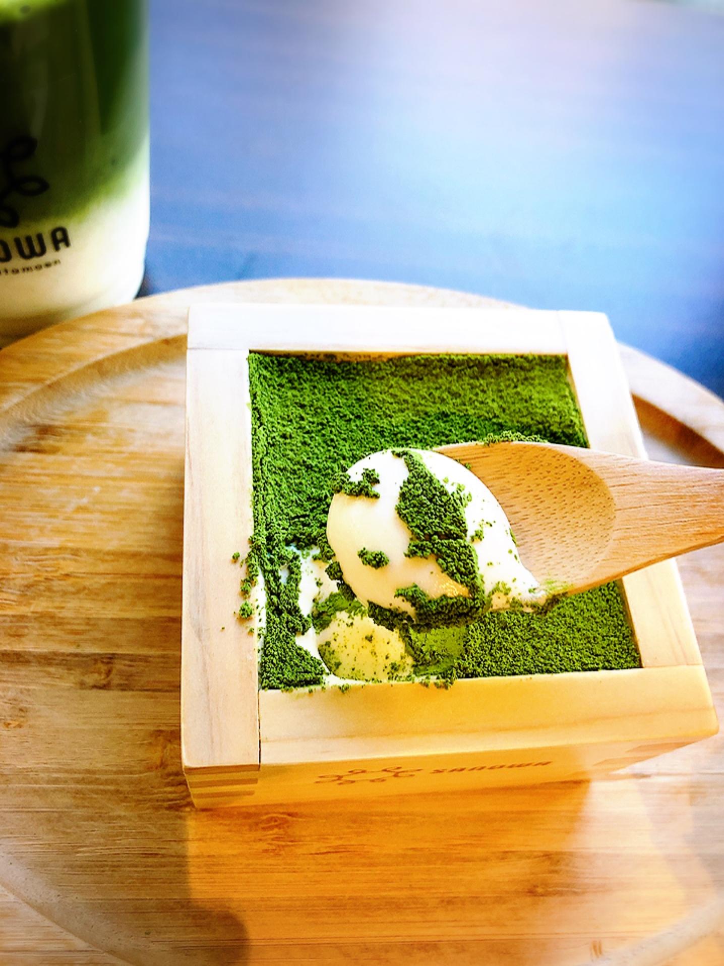 【#静岡】 ターゲットはMORE世代女子♩老舗お茶屋さんがプロデュースの濃厚抹茶スイーツがどれも超オススメ❁_7