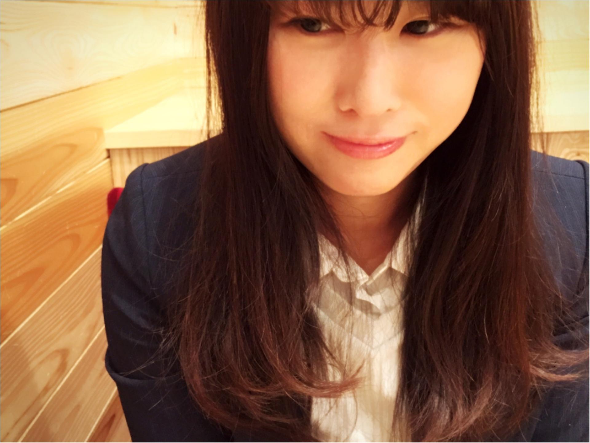 日中気になる髪のパサつき…ささっとケアできるヘアオイル♡_1