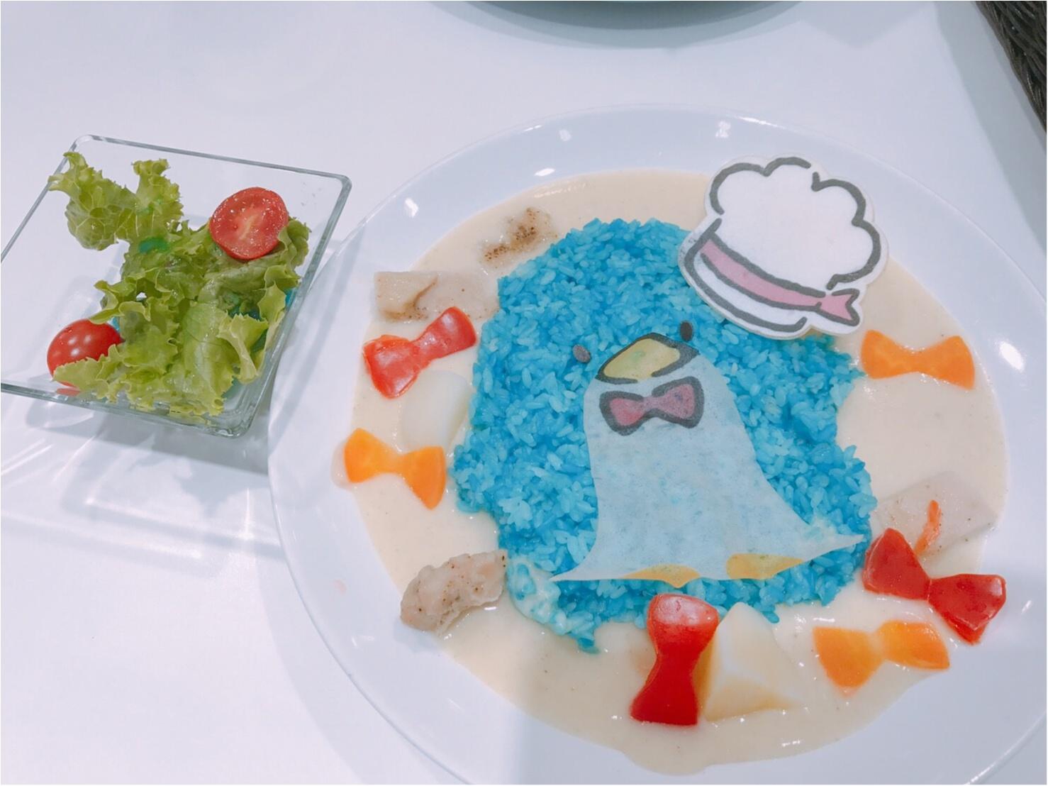 懐かしサンリオキャラがアツい!タキシードサムカフェが渋谷ヒカリエに期間限定オープン中♪_6