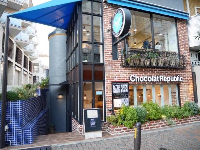 ≪神戸≫のカフェ【Chocolat Republic】がオシャレでかわいい!ケーキもめちゃくちゃ美味しいんです♡_1