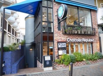 ≪神戸≫のカフェ【chocolate republic 】がオシャレでかわいい!ケーキもめちゃくちゃ美味しいんです♡