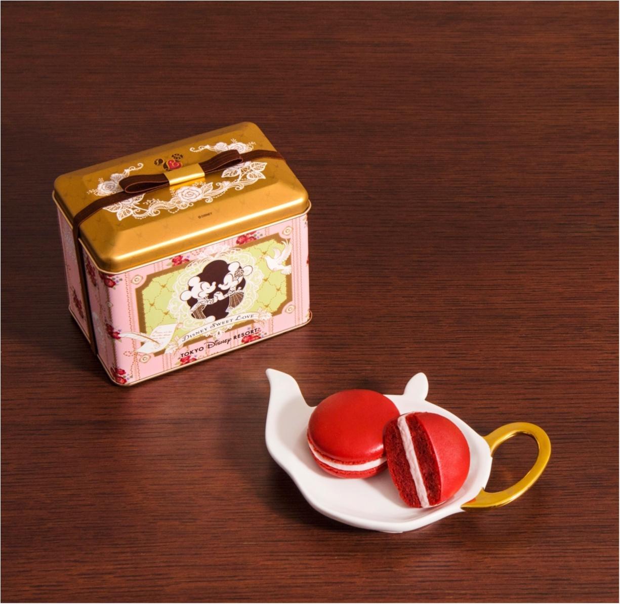 『東京ディズニーシー』に、バレンタインスイーツ専門店が期間限定オープン♡ 注目度No.1の『ディズニー・スウィート・ラブ』をチェック!_1_3