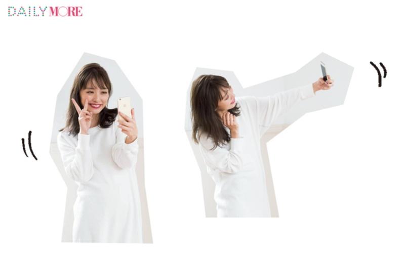 もはや神の技! 内田理央ちゃんの「自撮りテク」全部見せます♡_2
