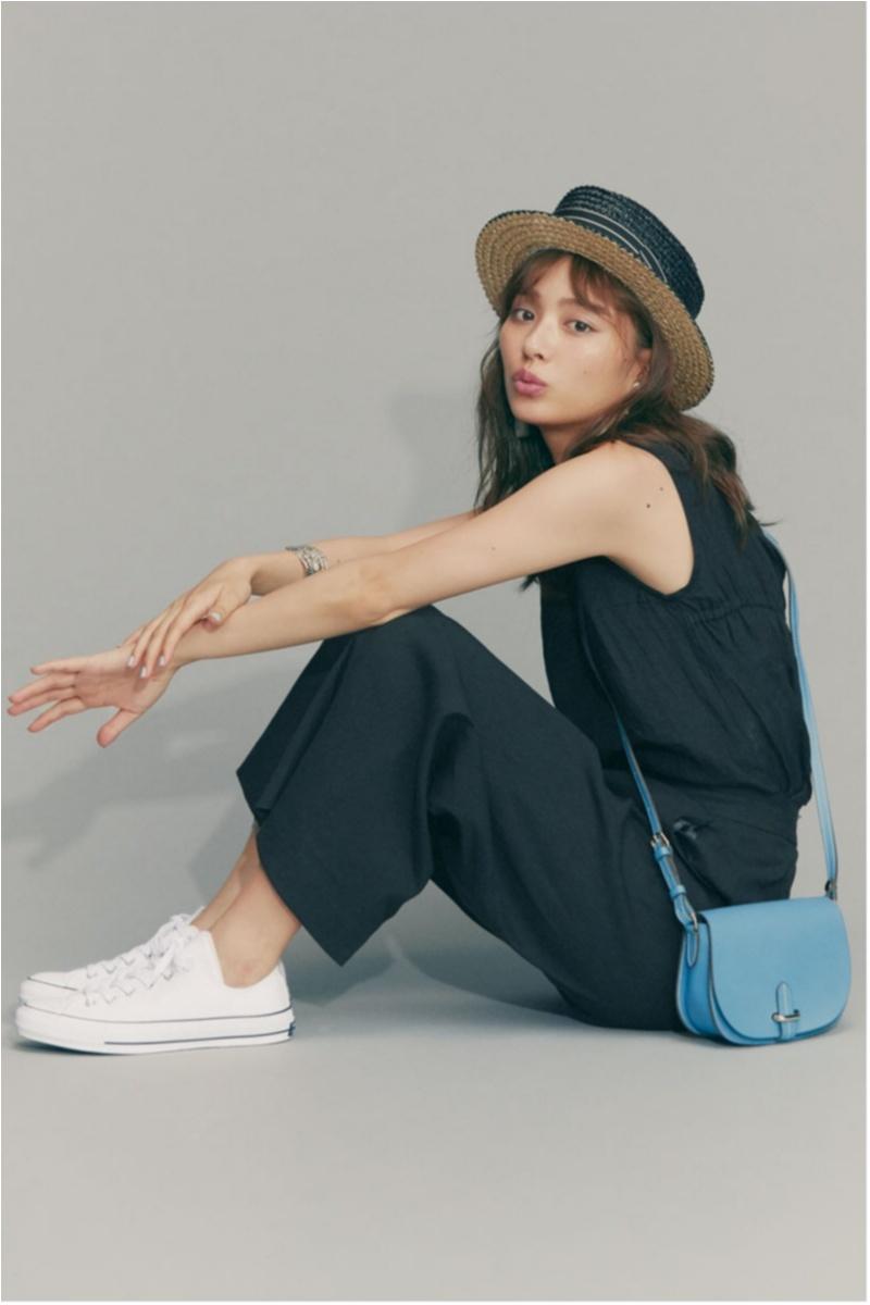 ファッション,2018,夏,コーデ
