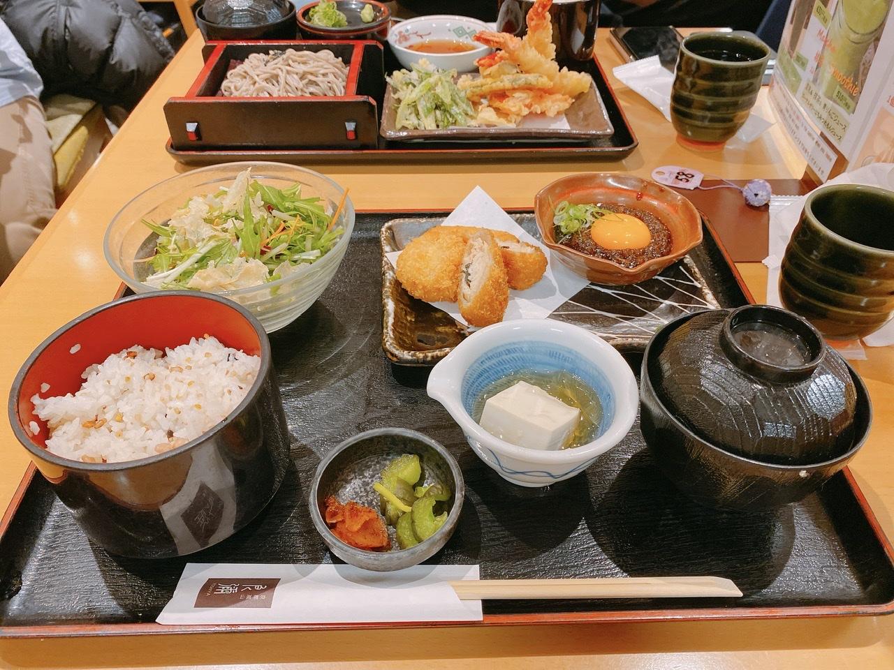 【新宿ランチ】まるで京都にいるみたい!京都嵐山《良彌》の絶品ランチを実食♡_3