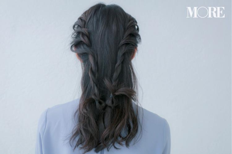 社会人のオフィスヘアアレンジ特集《2019年春》- ボブもロングも簡単におしゃれ! お仕事にぴったりの髪型は?_12
