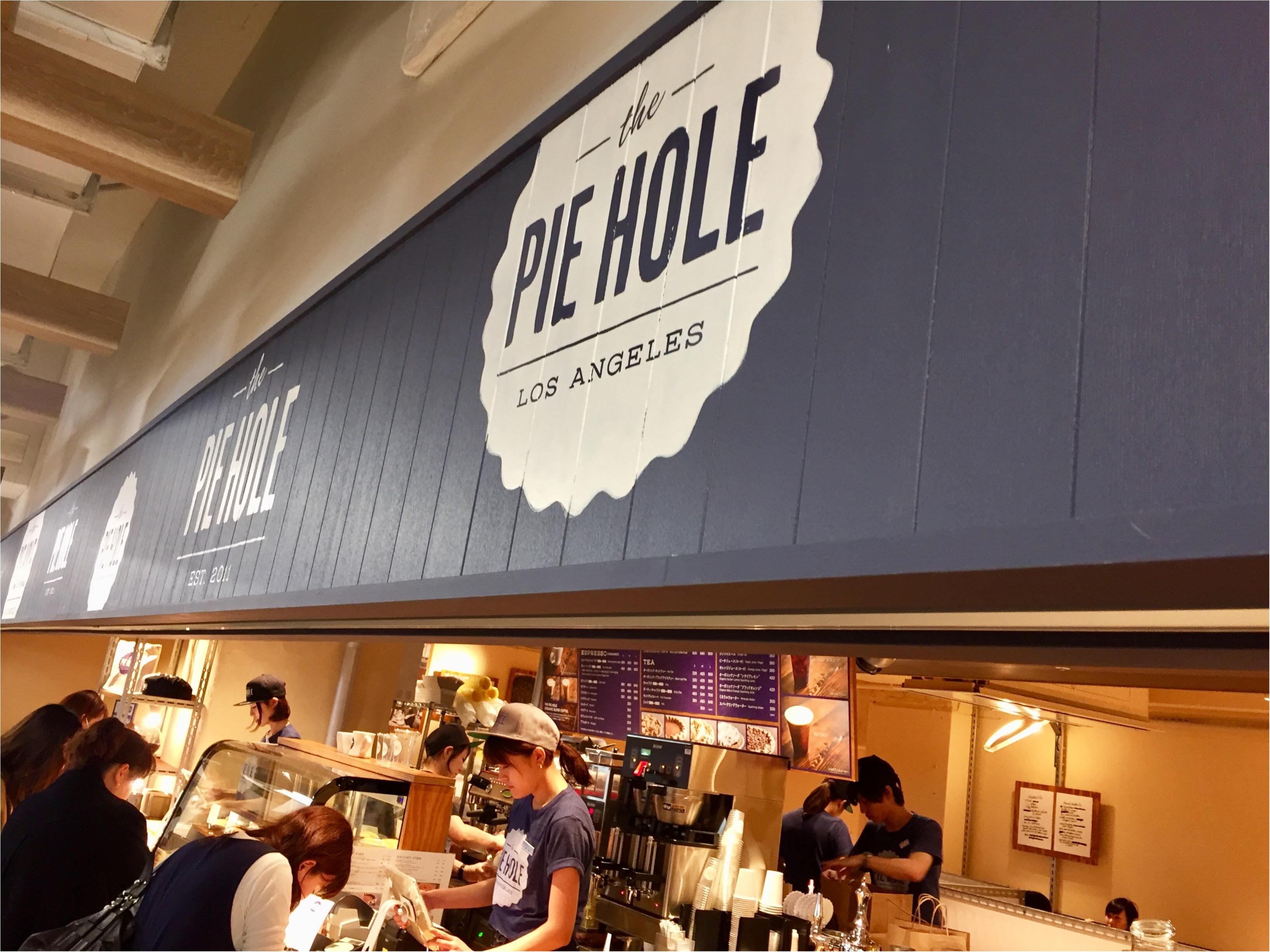 【FOOD】LA発!人気のPIE HOLEが日本上陸★噂のパイがうますぎる♡_1