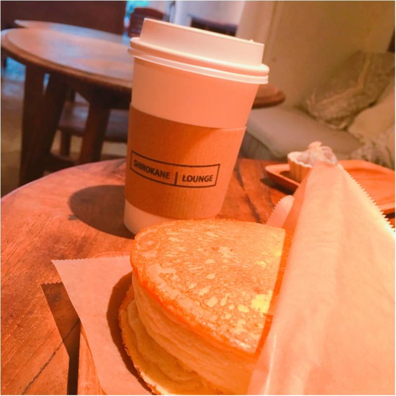 朝3時間だけの贅沢【SHIROKANE LOUNGE】白金台のぷわぷわパンケーキ朝ごはん_7