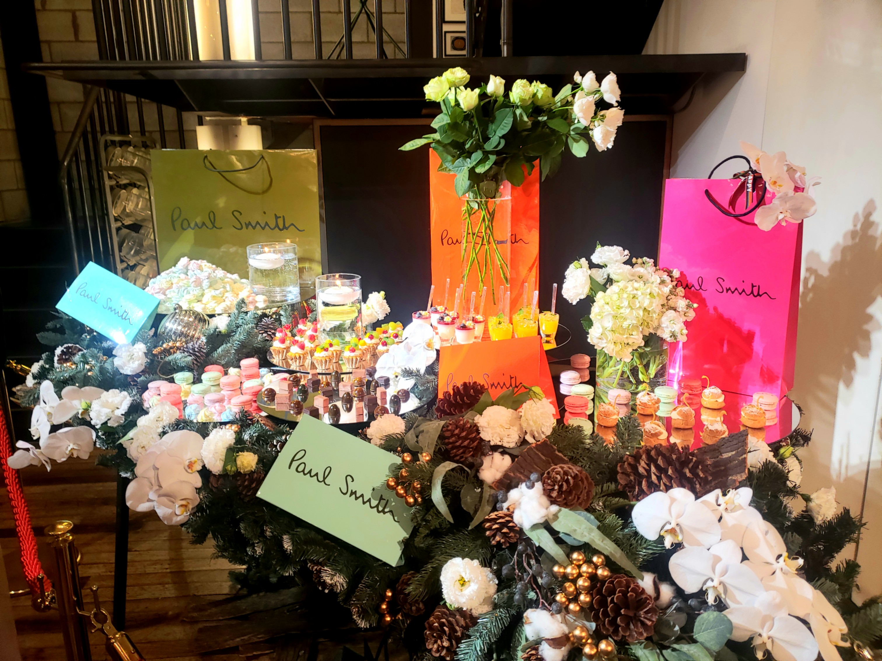 【Paul Smith】メンノン×モアのトークショー&ショッピングイベントに参加!革小物もゲット♡_2