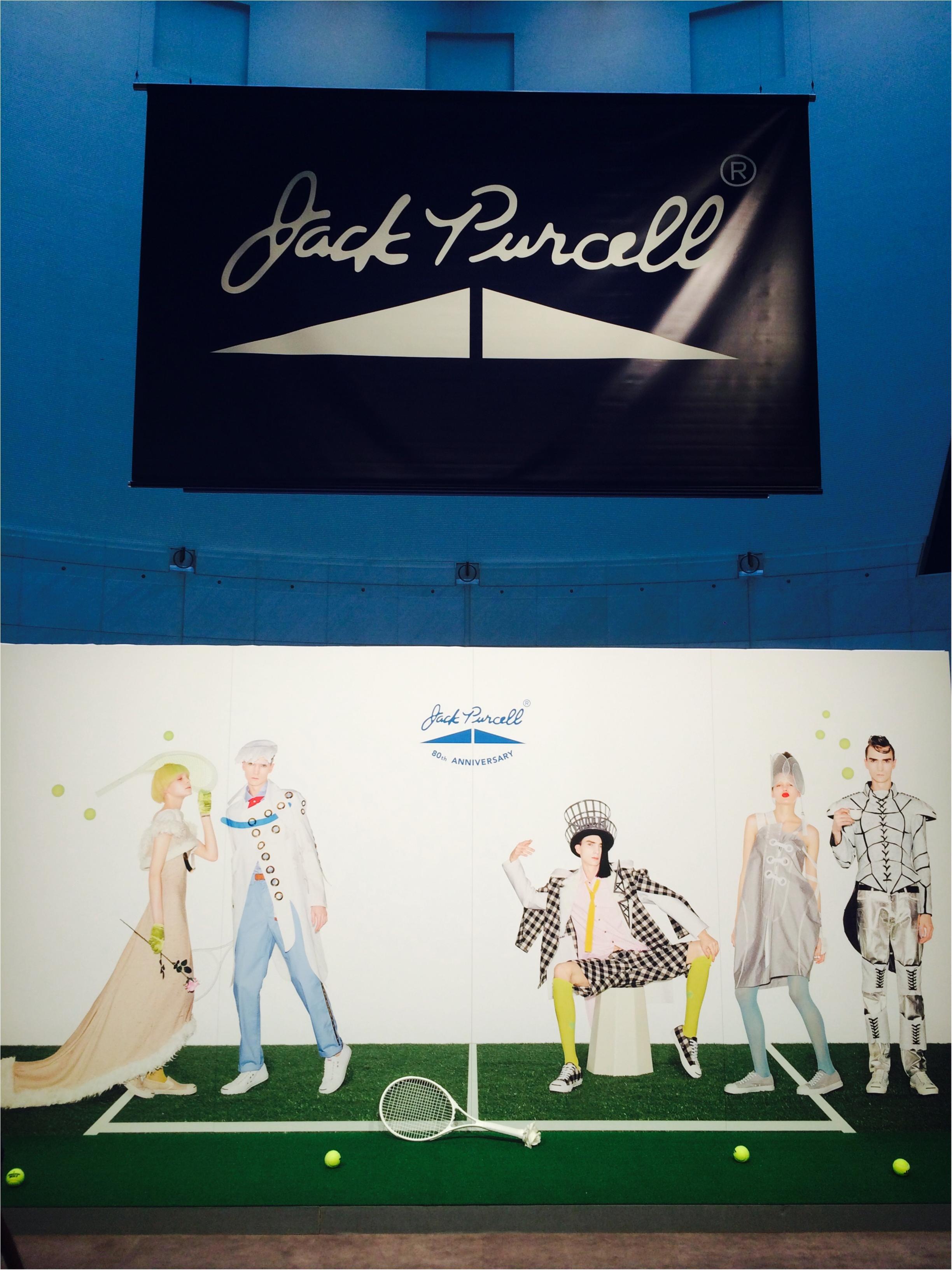 「ジャックパーセル」生誕80周年! 2日間限定のメモリアルイベントを開催☆_2