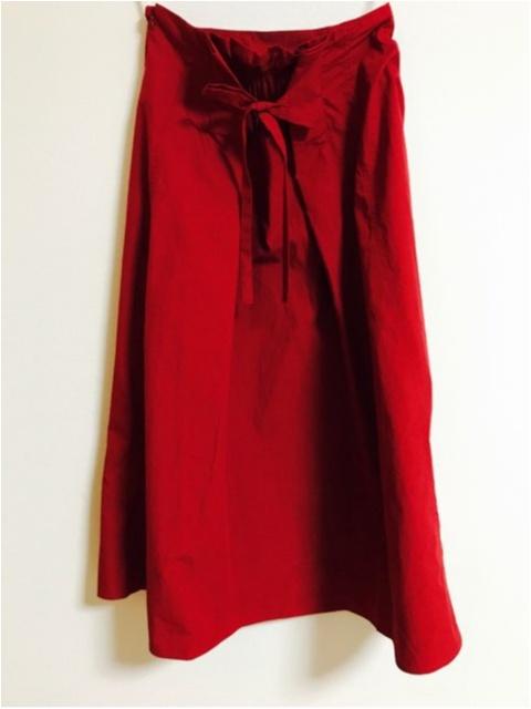 【index】2wayで着られる《リボン付きフレアスカート》着回しやすさ◎です!_9