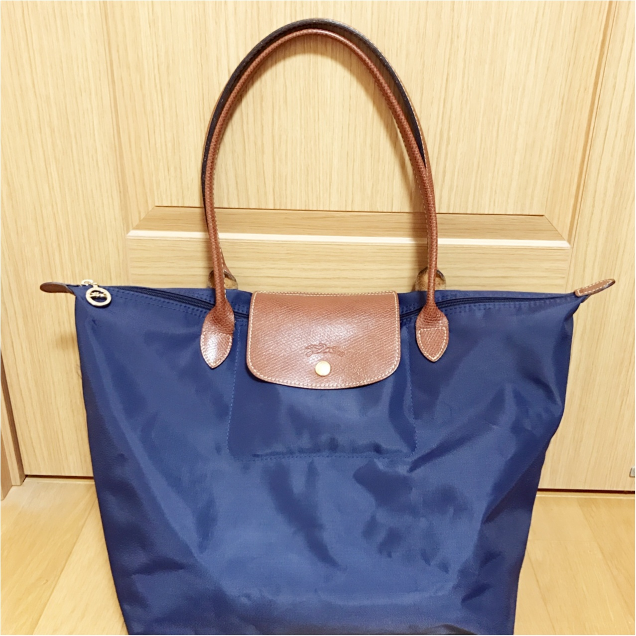 【○○で選ぶならコレ❤︎】私のお仕事バッグは《LONGCHAMP ル・プリアージュ》♡ _1