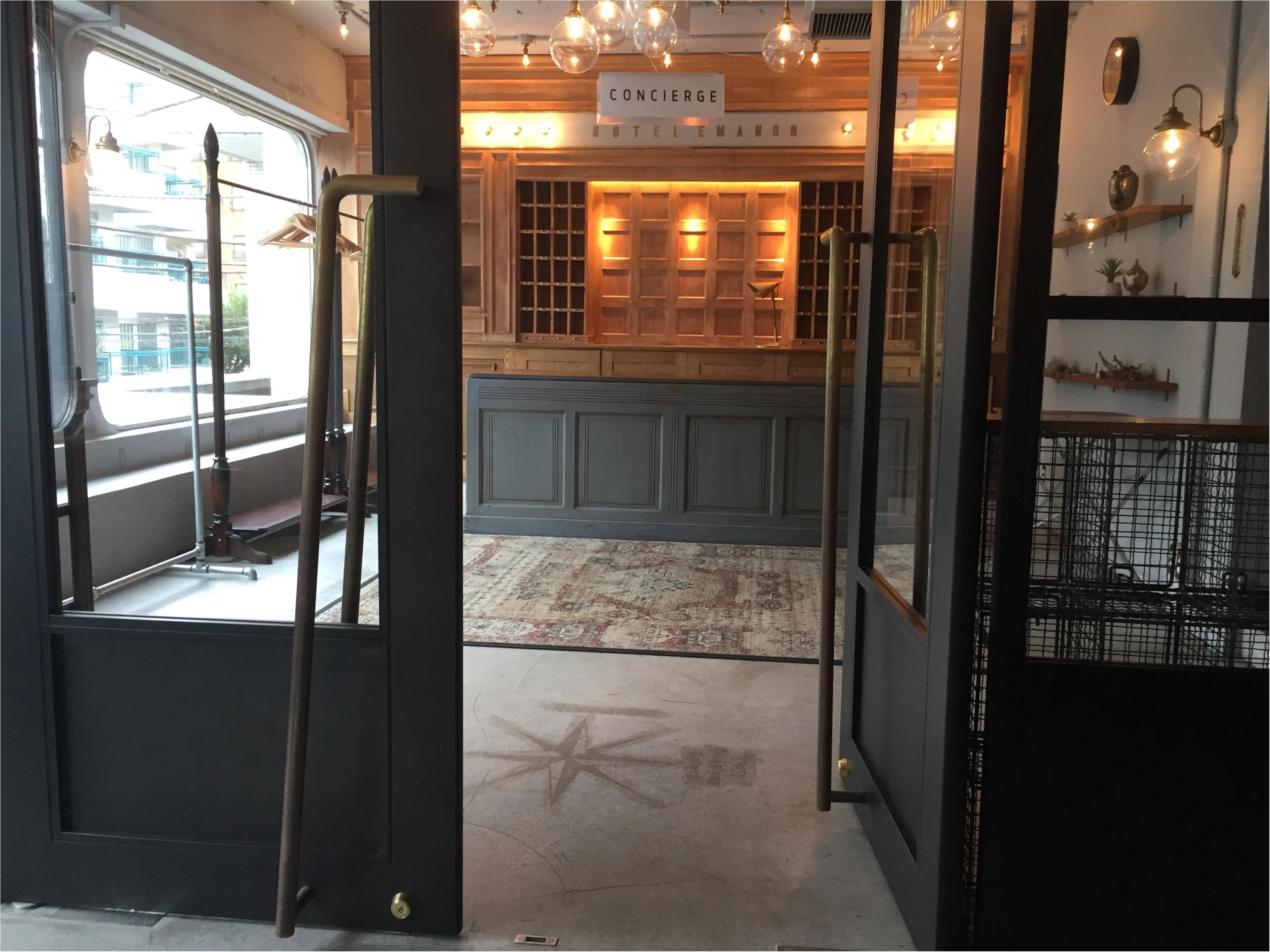 ここはホテル?のようなおしゃれなレストラン『HOTEL EMANON』でモアハピ女子会!!_3