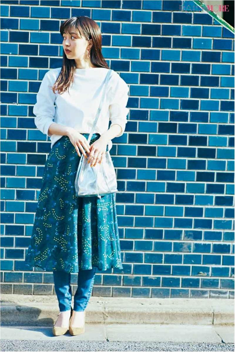 あなたのスカート、イタイ花柄になってない?【大人の花柄スカートを見分ける4つのポイント】_3_2