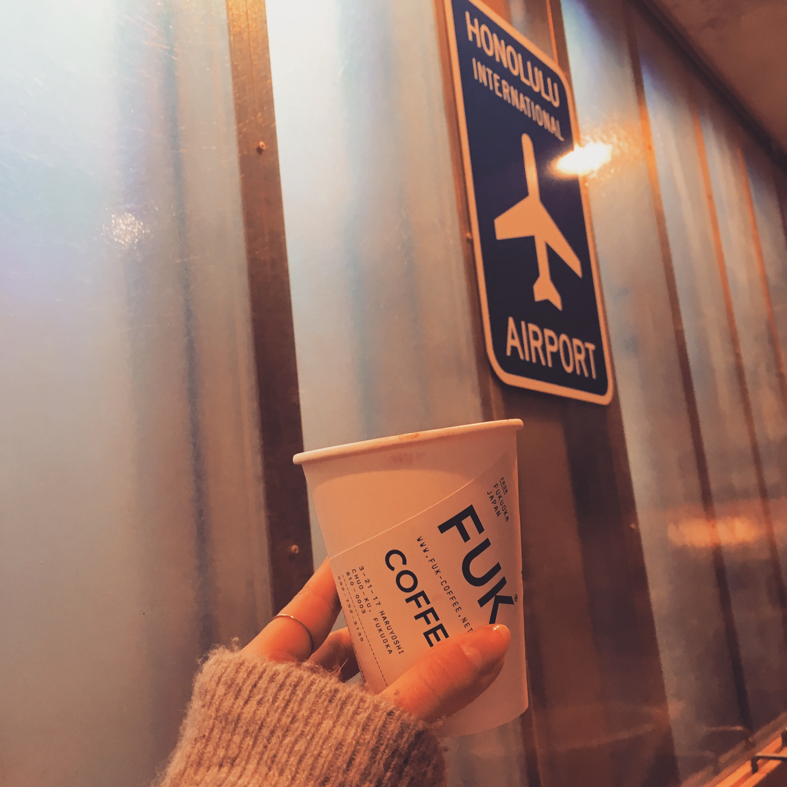 2019年のモアハピ始めは福岡空港がモチーフのオシャレカフェから♡_3