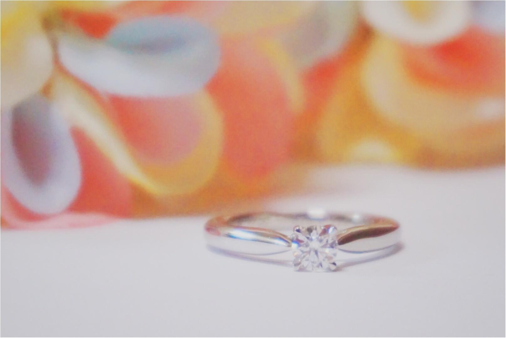 エンゲージリングは『好きなものを選んで欲しい』♡べルギー王室御用達‼︎世界で1番美しいと実証されたダイヤモンドを君に♡︎_3