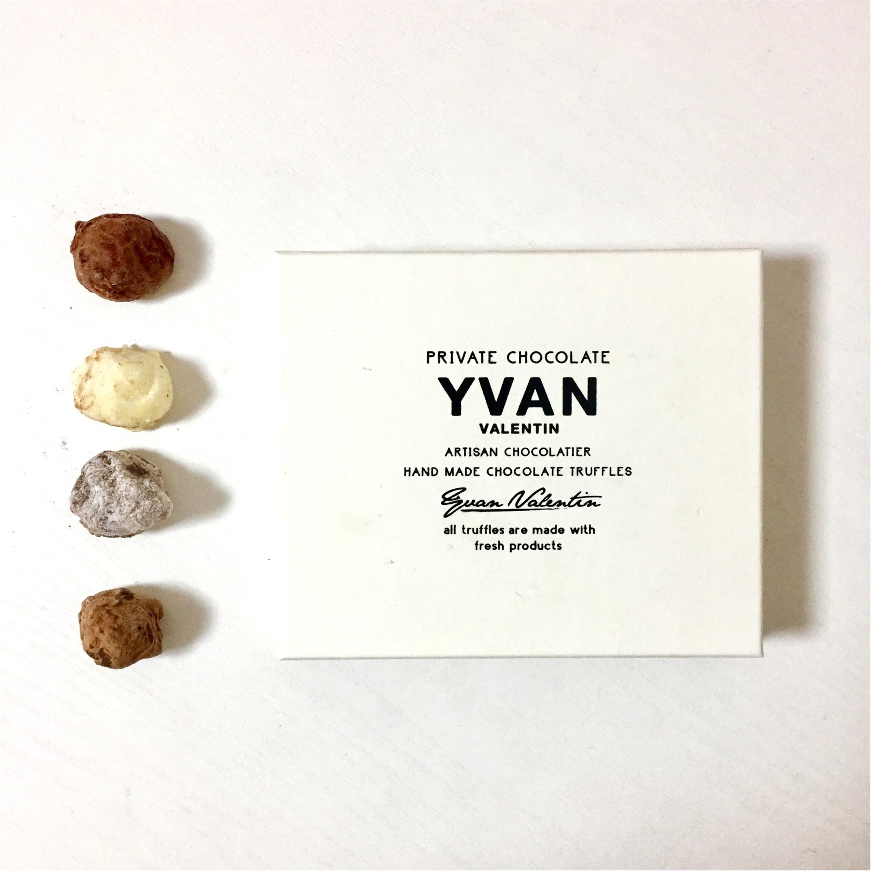【FOOD】今年の本命チョコはこれ!知る人ぞ知る、幻のチョコレート♥︎「YVAN」_3