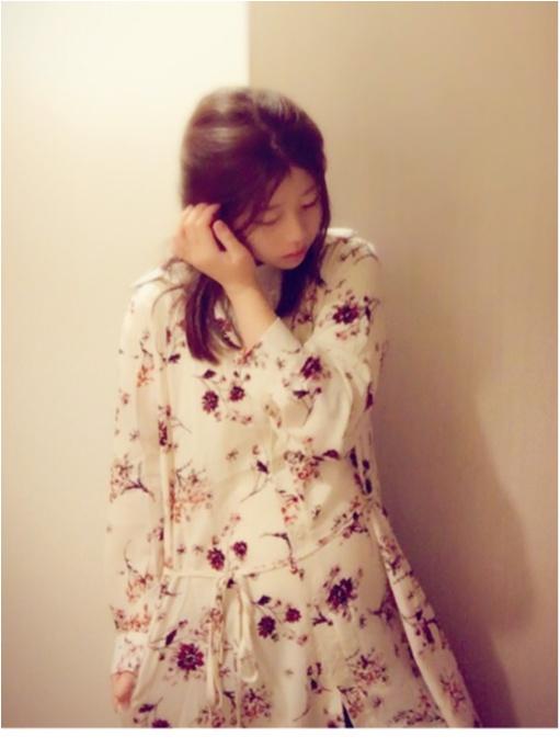 【ファッション】今熱い通販プチプラ花柄ワンピが可愛すぎてヘビロテbyじゅな_5