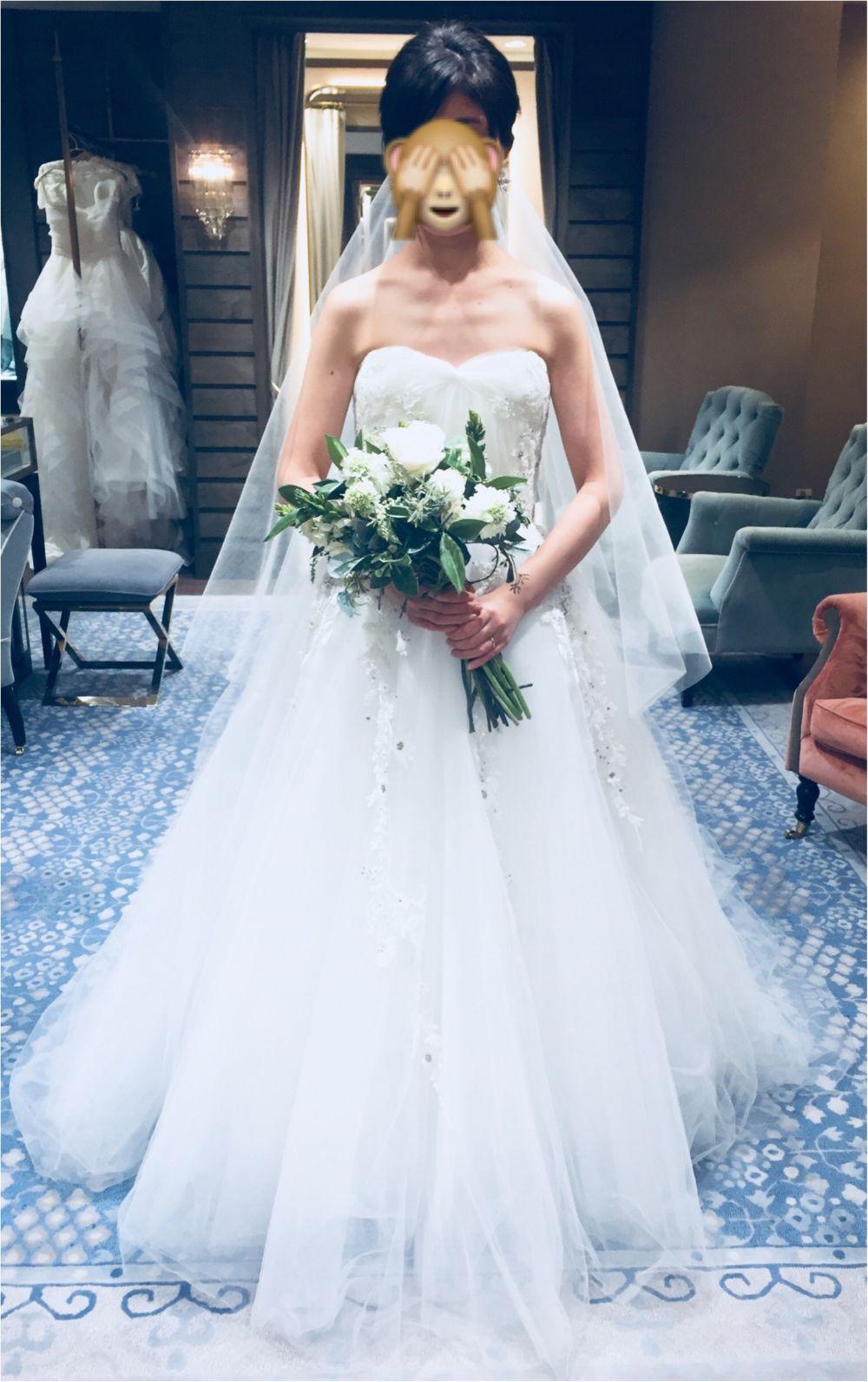 卒花さんに聞く【ドレス特集】-  結婚式・二次会におすすめ! プレ花嫁さんに人気のおしゃれなウェディングドレスは?_29