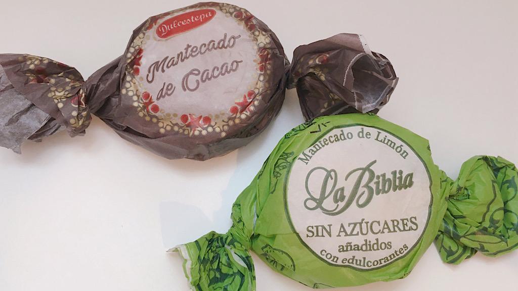 【スペイン♡】クリスマスシーズンのお菓子 ポルボロンって何?_1