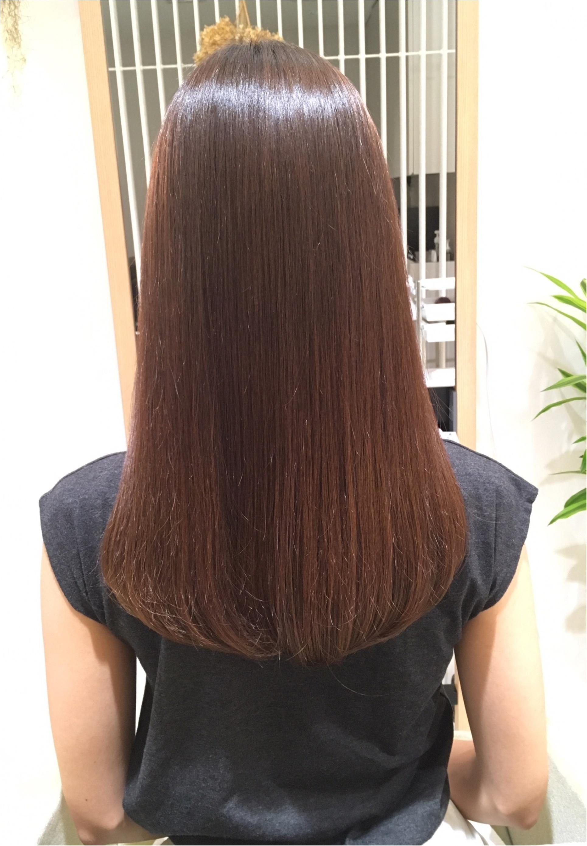 ▶︎▶︎髪も心も表参道で〈RELAXX〉〜夏に向けてのヘアケア〜【はるな】_6