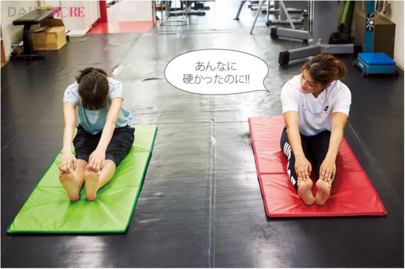約半年のトレーニングで、だーりおが変わった4つのこと!【#モアチャレ 内田理央の「キックボクシング」チャレンジ!】_4_1