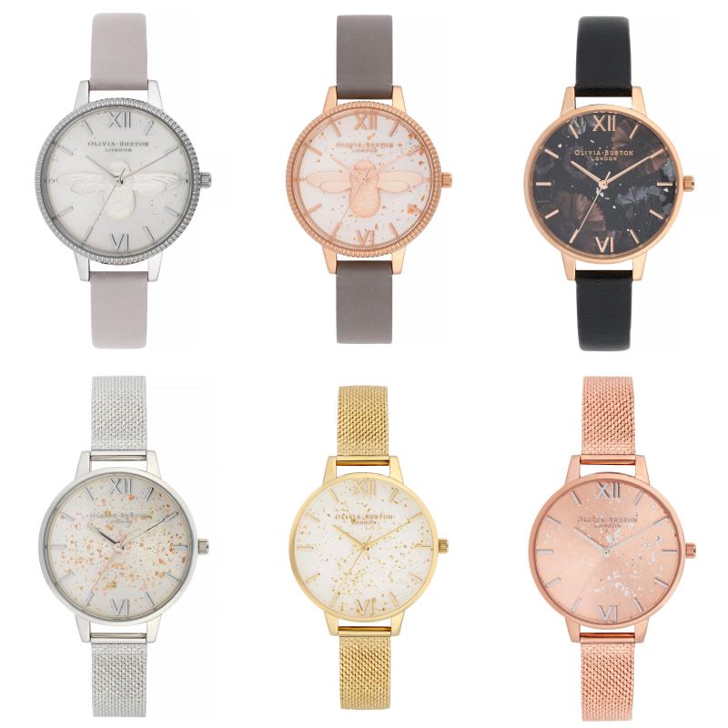 オリビアバートンの秋の新作腕時計