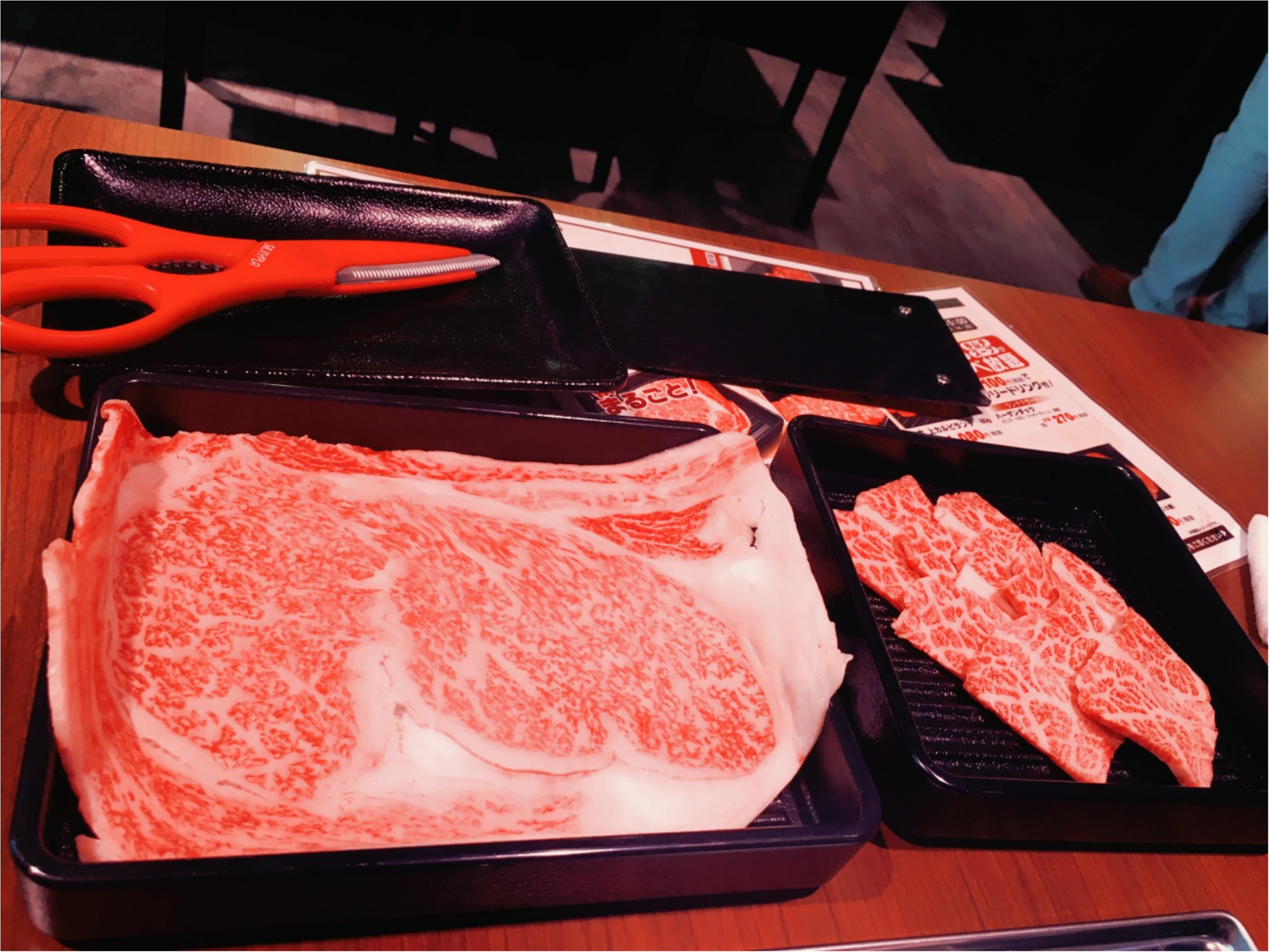 横浜駅から徒歩圏内!巨大スーパーの巨大焼肉をたいらげました★_5