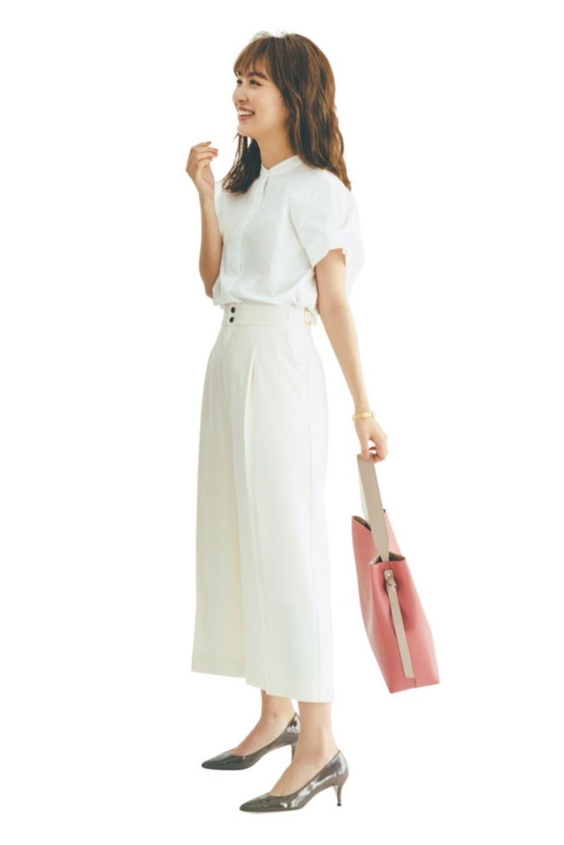 きれい色使いでこなれて見える【ワントーン】コーデ10選    ファッション_1_4