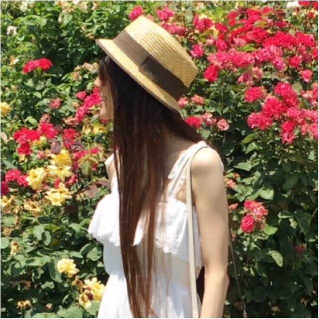 夏コーデの主役は《 ホワイト 》で決まり♡マキシワンピースで爽やかオシャレに♡_3
