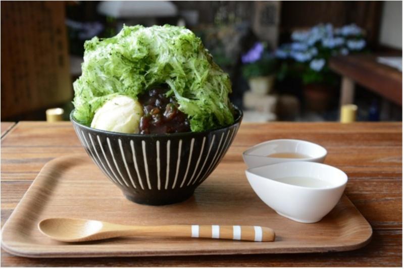 静岡県でぜったいに食べておきたいお茶かき氷 記事 Photo Gallery_1_5