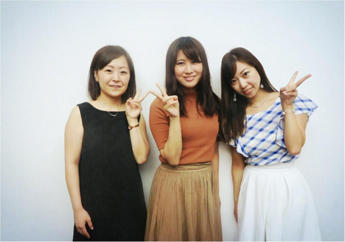 【新企画】モアハピ部が選ぶ! 超私的「初デートで着たい」ベストコーデ★_2