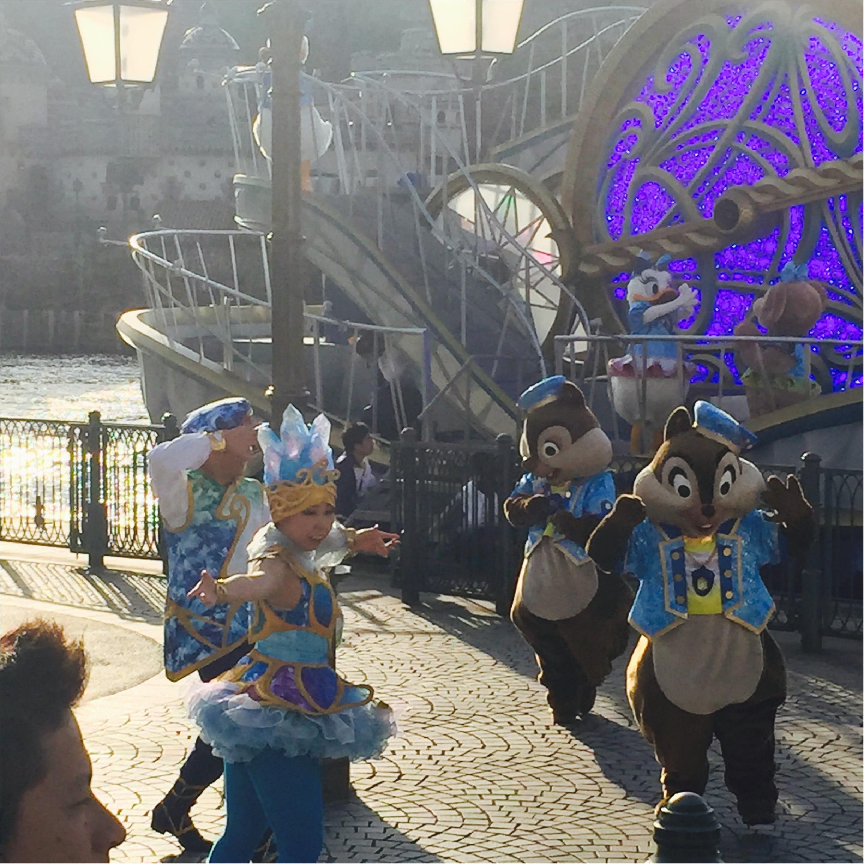 東京ディズニーシー15周年イベントにいってきました♪【ショー編】_8