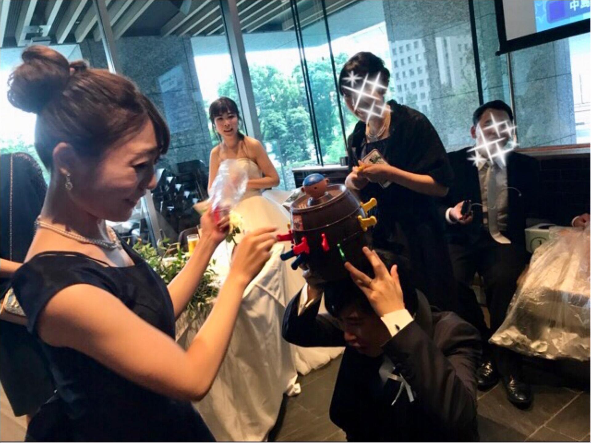 【二次会】Happy Wedding❤︎モアハピ部asuちゃんの結婚パーティに密着♡♡_2