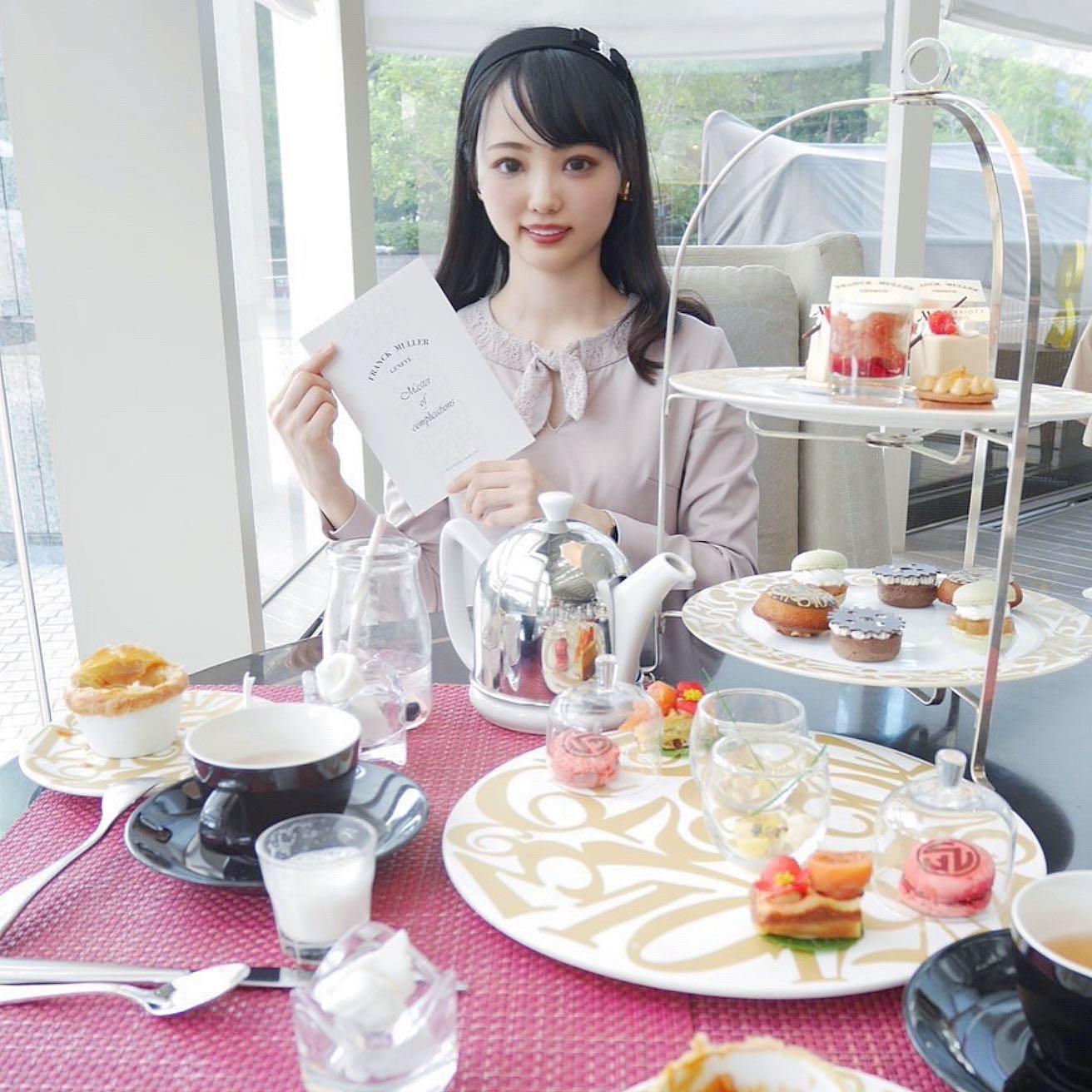 【東京】東京マリオットホテル フランクミュラーのアフタヌーンティー【品川】_6
