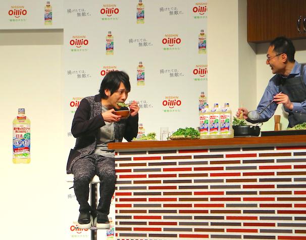"""嵐の二宮和也さんが新CM発表会に登場♡ """"料理男子""""の一面が明らかに!?_2_2"""