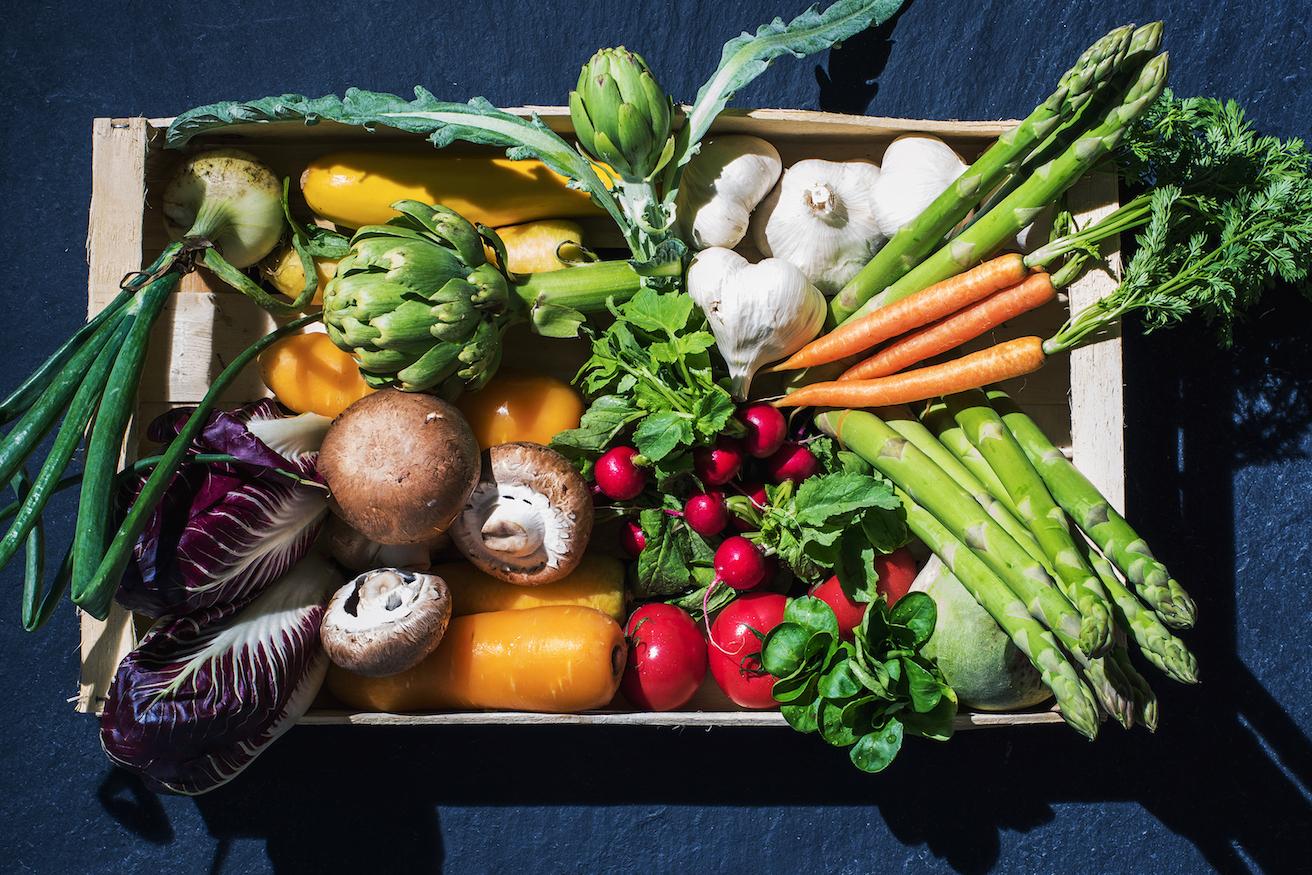 疲れた体にたっぷり野菜を補給! 『パーク ハイアット 東京』のお野菜ブッフェ♡_1