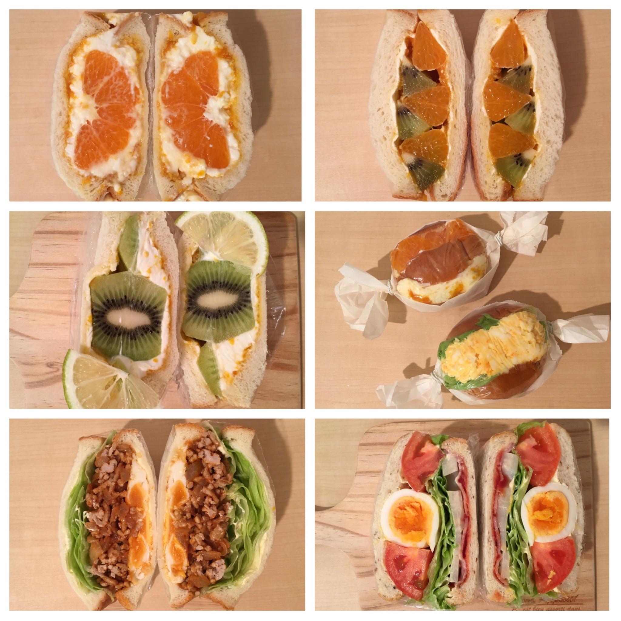 【料理▶朝ごパン☺】#萌え断シリーズ第3弾★オススメはる断サンド_1