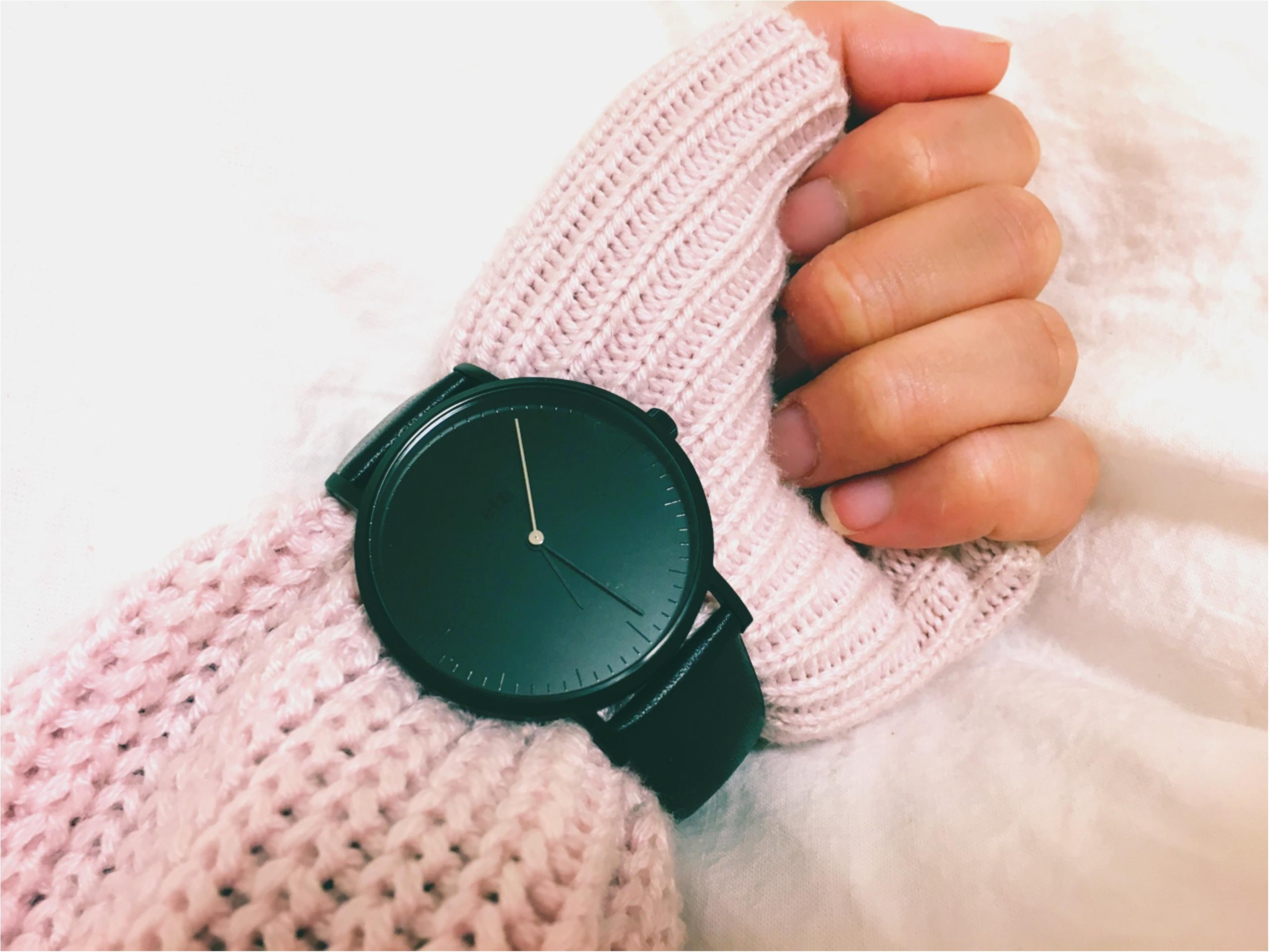 コレだけでやる気アップ!時計を1本買い足してみませんか?_3
