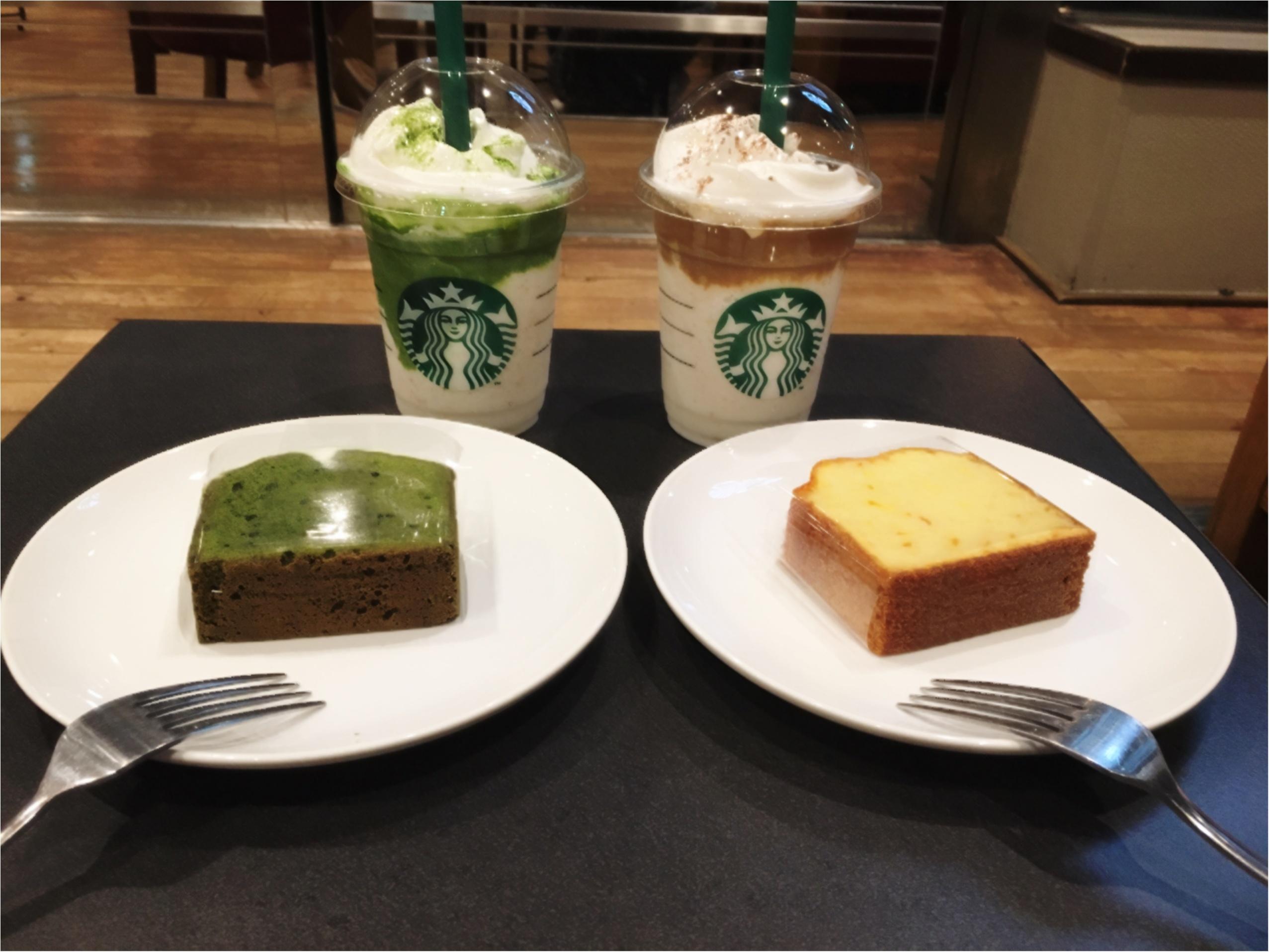 スタバ★まるで飲むティラミス⁉︎な新作フラペチーノ♡♡_3