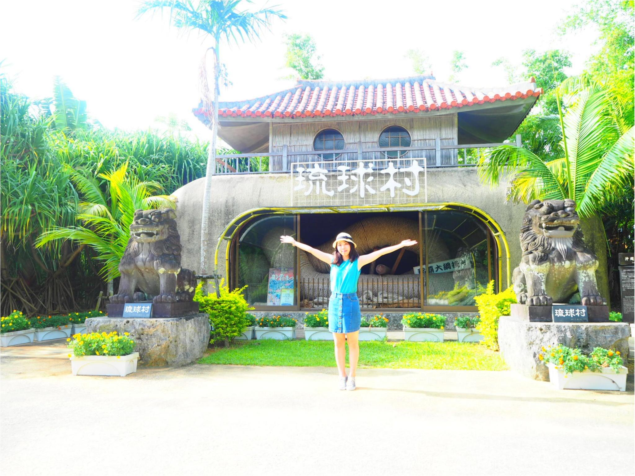 """【沖縄旅Part.②】車がなくても""""超""""充実できちゃう女子旅♡沖縄の綺麗な景色にとっても癒されました〜✴︎_10"""
