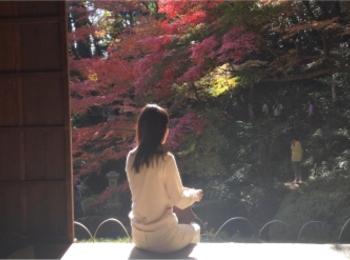 【#紅葉デート】春と秋に2週の週末しか一般公開されない!広島県を代表する紅葉スポット『吉水園』♡