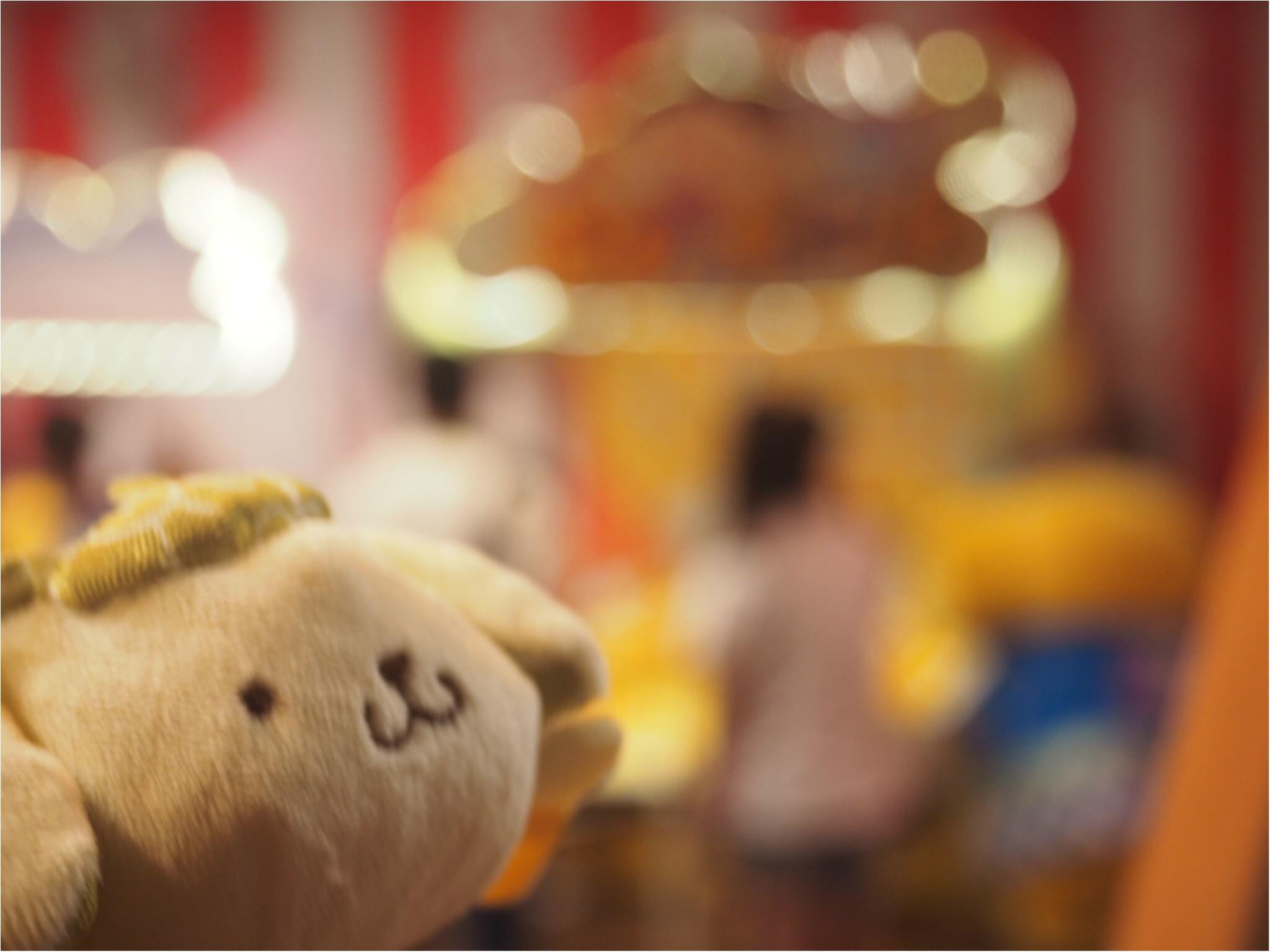 サンリオピューロランドの夏祭り!クロミちゃんがアルバイト!?▽・ω・▽_2