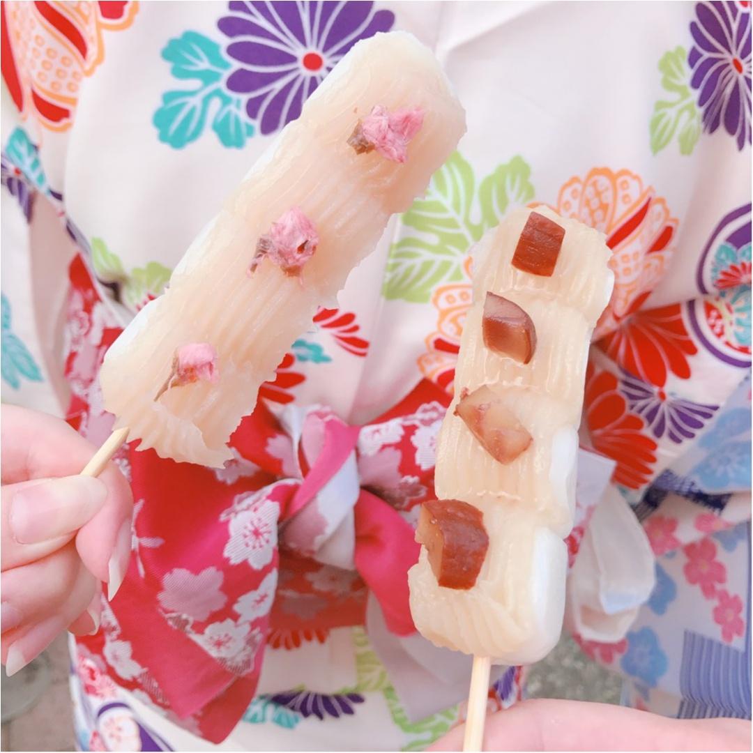【着物でフォトジェニック!】『今の季節にオススメな』鎌倉で食べ歩きしたい方必見!ご紹介します♡_4