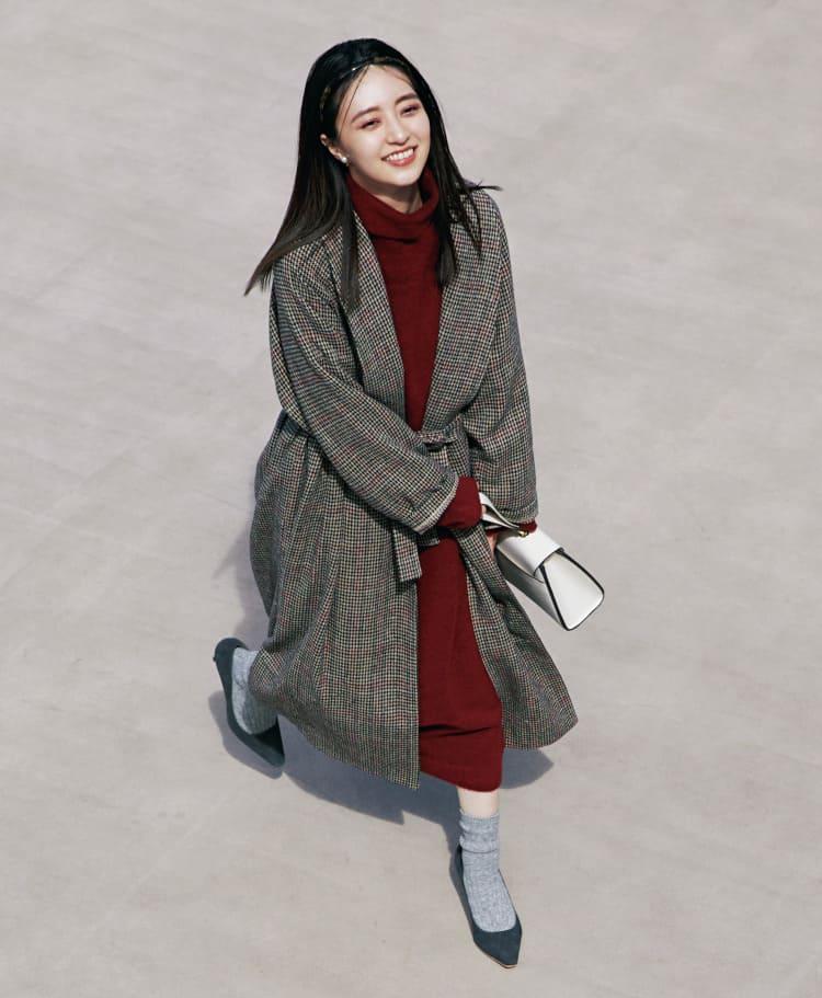 【2020】冬のオフィスカジュアル特集 - ユニクロなど20代女性におすすめの人気ブランドの最新コーデまとめ_18