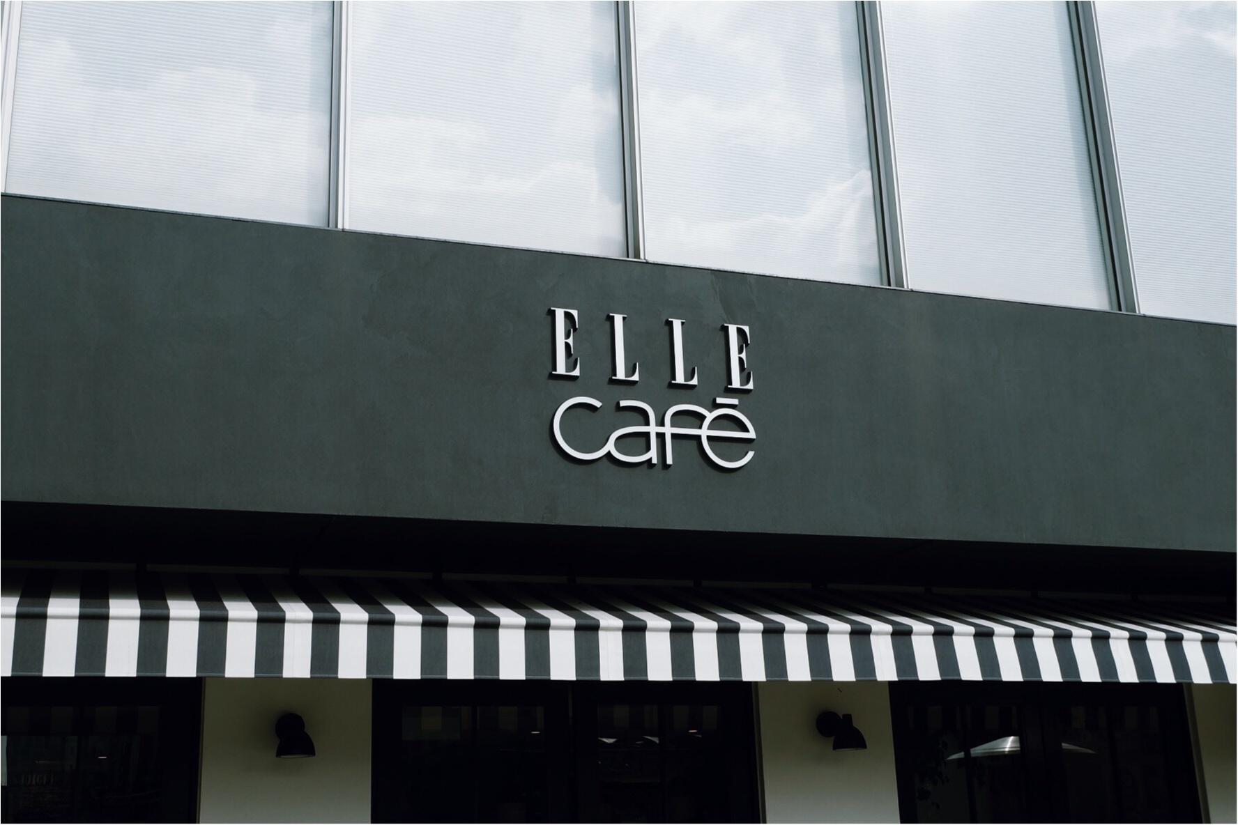 【内側から美しく】ELLE CAFEで話題スムージーボンボンではなく!カラダに良いアレを買ってきました✩_1