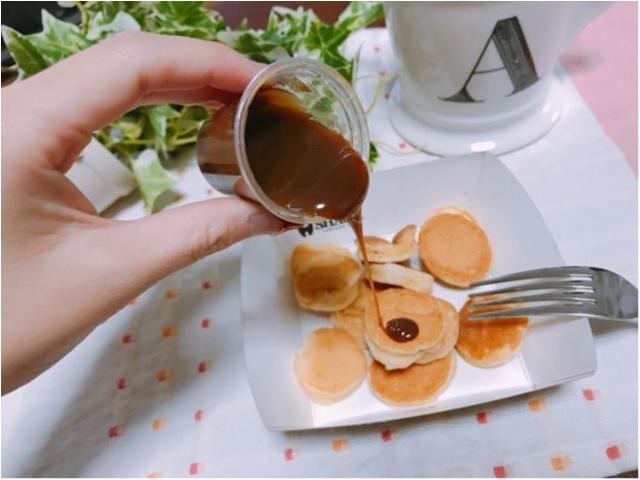 【ミニパンケーキ専門店★】《BEAR'S SUGAR SHACK 》のパンケーキを半額のさらに半額で購入しました♡♡_7