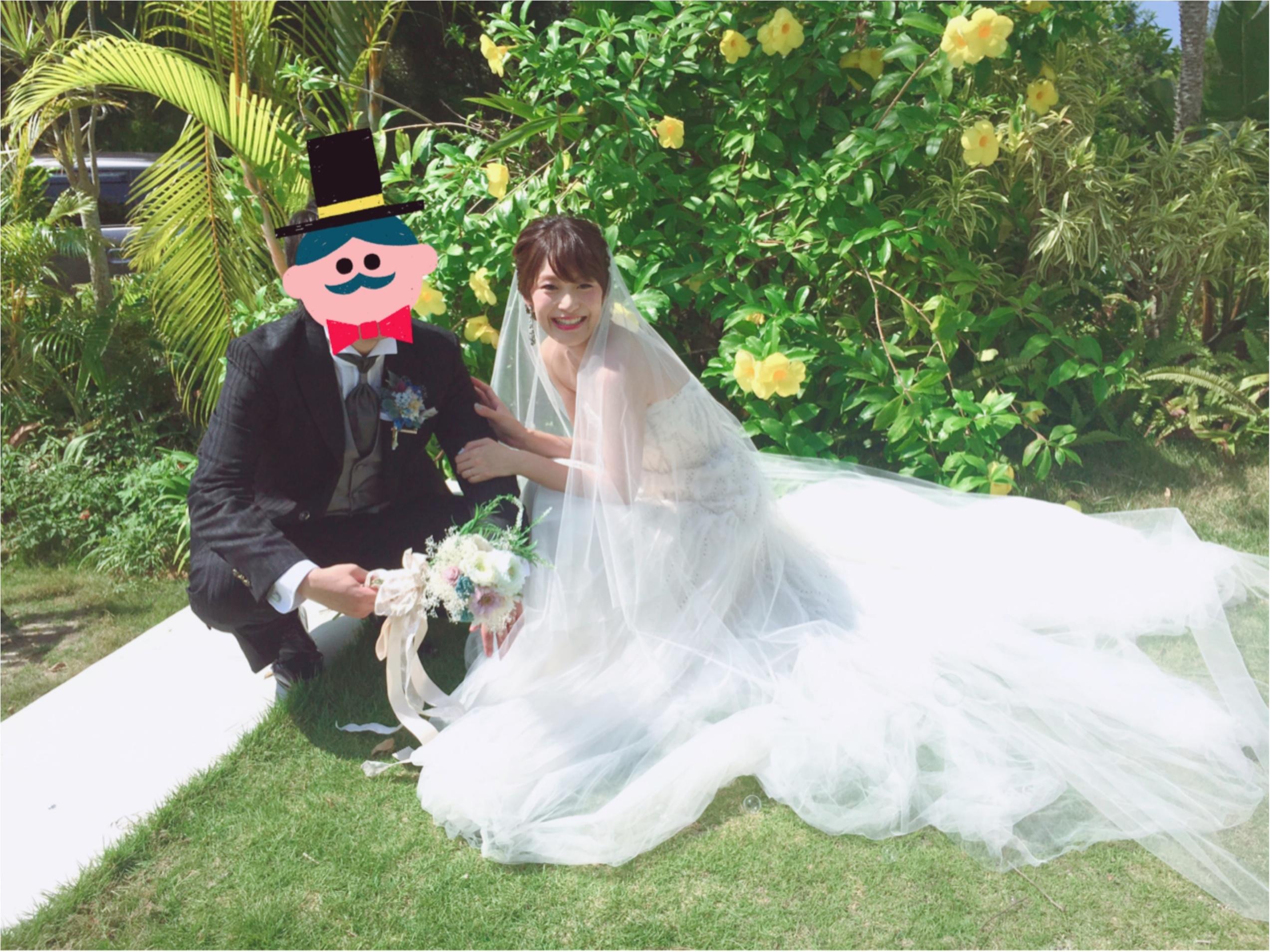 【くく婚】ハンドメイド・ビーチフォト・スイーツビュッフェ・・こだわりを詰め込んで❤️『28歳、結婚式を挙げました!』_1