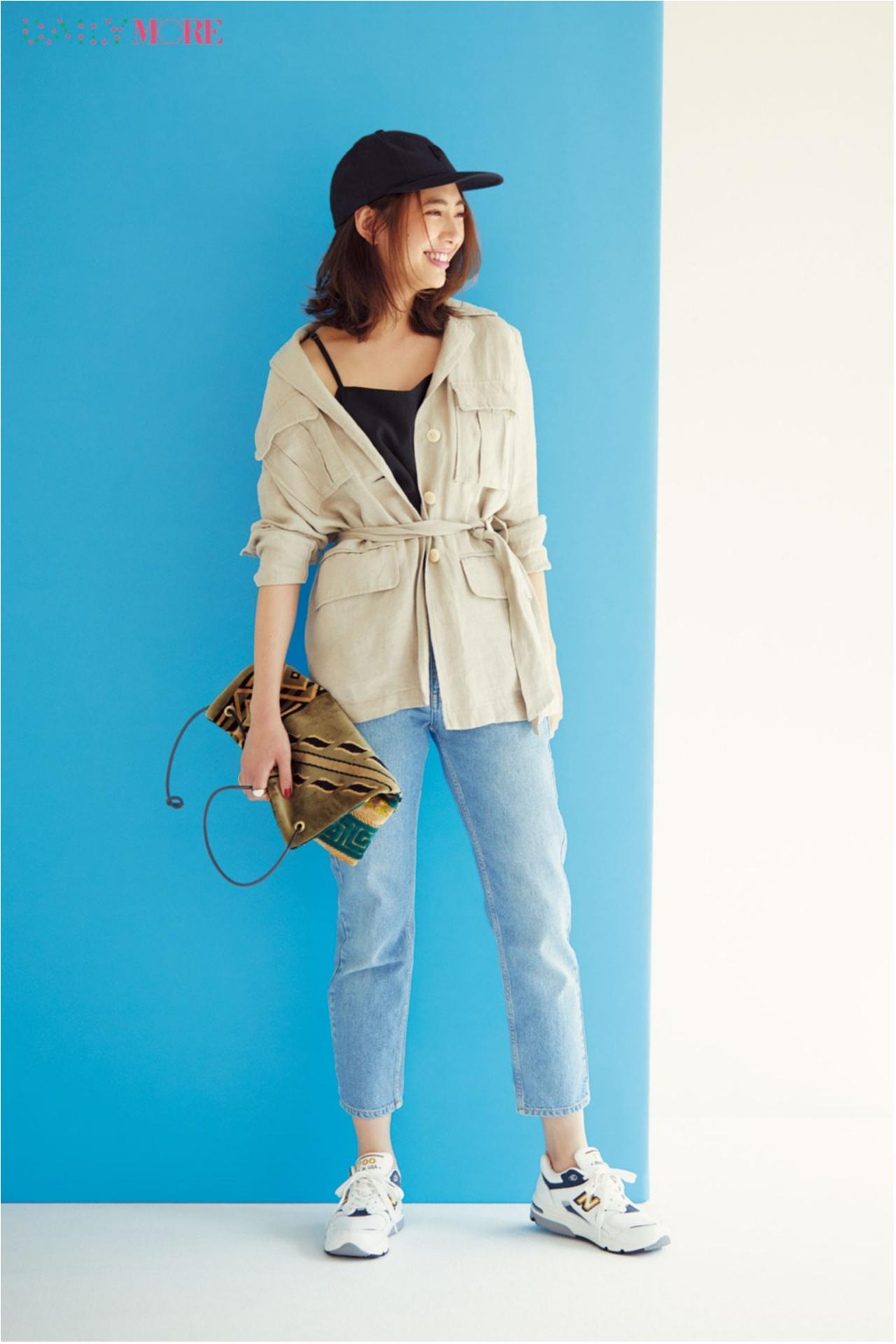 夏→秋の冷え対策に♪ おしゃれでかわいい「羽織りもの」コーデまとめ♡_1_19
